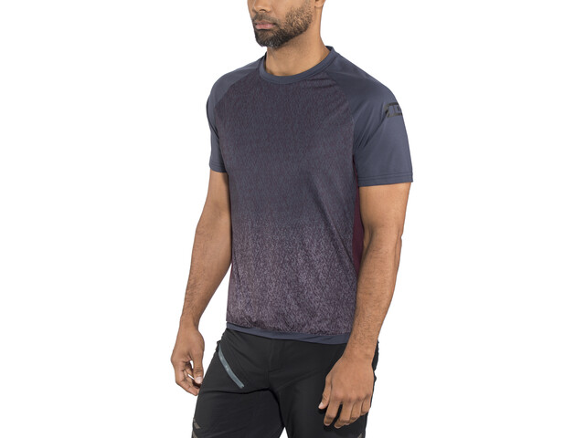 ION Traze_Amp T-shirt Homme, blue nights